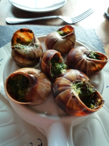 Dorset escargot